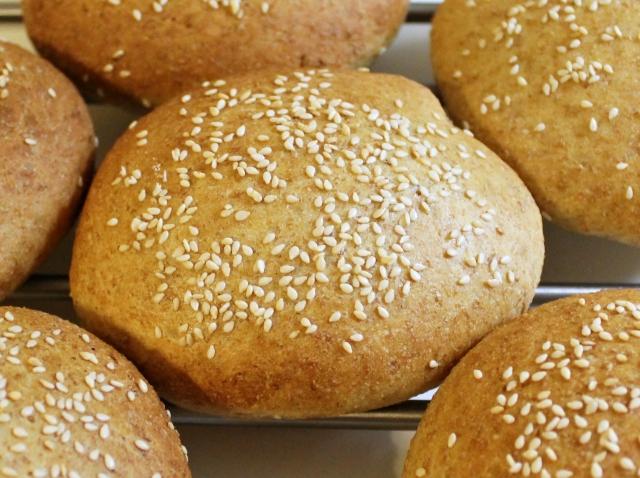 Burgerboller, færdigbagte1, januar 2013